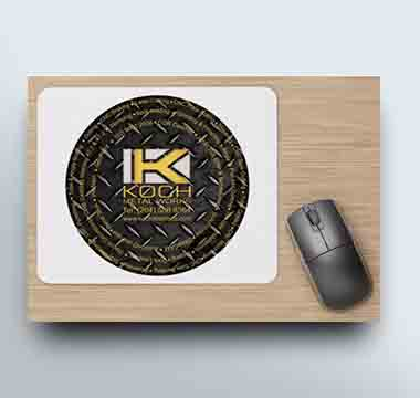 Koch Mouse Pad