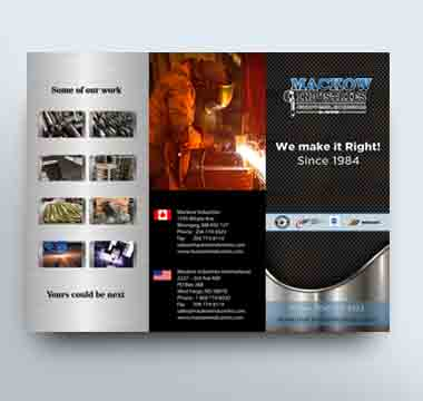 Mackow Industries brochure